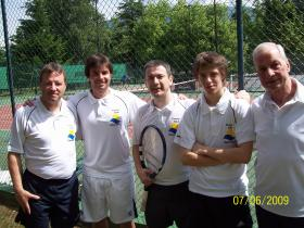 Tennis Club Calceranica 2009